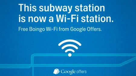 Google ofrecerá Wi-Fi gratuito en algunos centros comerciales de Estados Unidos