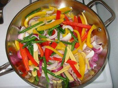 Los colores del plato hablan de sus nutrientes y beneficios