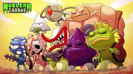 Sobredosis de indies de PS4 y un Nuclear Throne que puedes jugar desde ya [PS Experience 2015]