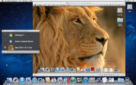 Parallels 7 integra las aplicaciones de Windows con OS X Lion, disponible en cinco días