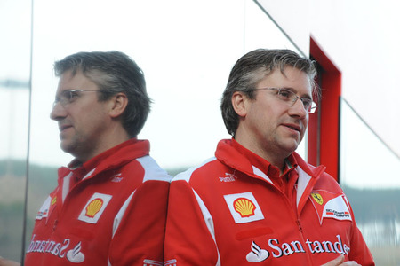 Ferrari atiende a las quejas de Fernando Alonso