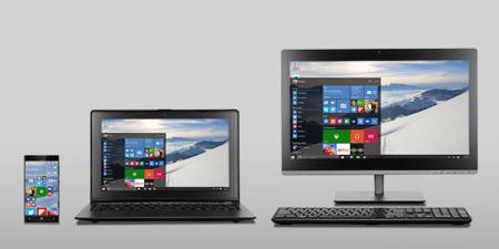 Más novedades de Windows 10: actualizaciones vía P2P y menos espacio para su instalación