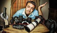 Ser fotógrafo... ¿se hace o se nace?