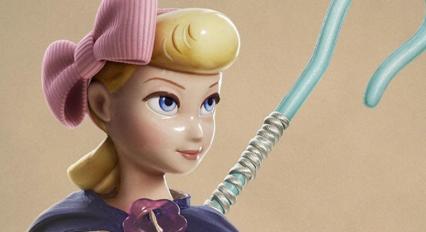 604a203540210 Los personajes femeninos ganan protagonismo en la cuarta entrega de  Toy  Story  y ya puedes comprobarlo en el trailer