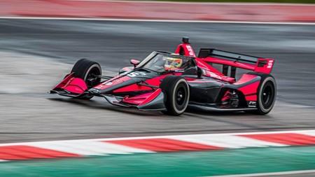 Palou Indycar 2020