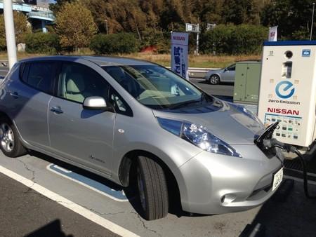 Toyota, Nissan, Honda y Mitsubishi crean una compañía para potenciar la infraestructura de recarga en Japón