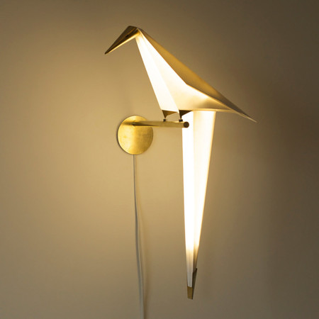 Origami Bird Lights Creative Lamps Family Umut Yamac 4