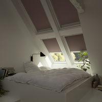 Cortinas de oscurecimiento Velux: Esenciales para aumentar la calidad del sueño y reducir la temperatura