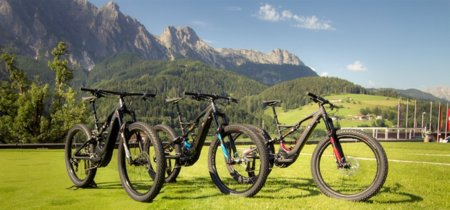 Specialized Turbo Levo, ¡bienvenida sea esta nueva familia de bicicletas eléctricas!
