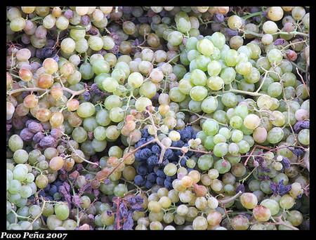 Alternar uvas
