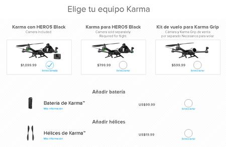 Karma Compra Mexico