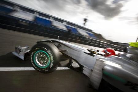 Daimler a Mercedes GP: O ganáis o nos vamos