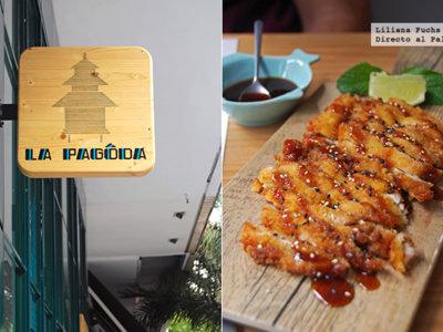 La Pagoda, cocina asiática informal con toques fusión en una atmósfera acogedora