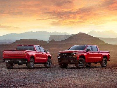 La Chevrolet Cheyenne 2019 se estrena en fotos, luego de 100 años y 85 millones de pick-ups vendidas por GM