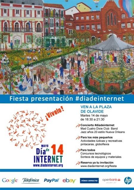 El 17 de mayo de 2013 es el día de Internet (#DiadeInternet)