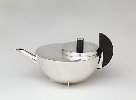 Juego de té de Marianne Brandt bauhaus