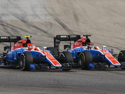 Si quieres tener tu propio auto de F1, mira la subasta de Manor
