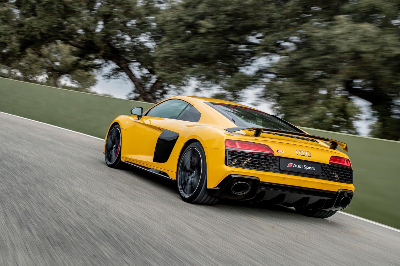 Foto de Audi R8 2019, toma de contacto (20/188)