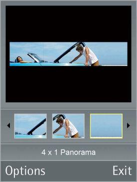 Fotos panorámicas con el móvil
