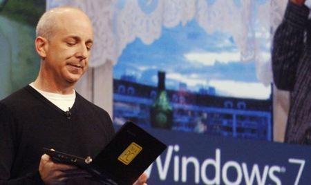 Sinofsky Windows 7