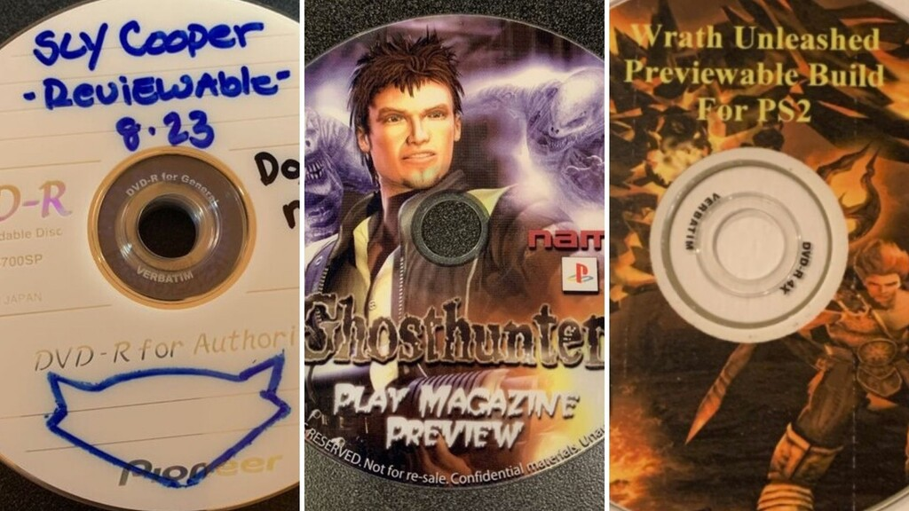 700 prototipos de juegos de Playstation 2, salvados del olvido: un grupo de preservación los libera entre versiones beta de grandes éxitos