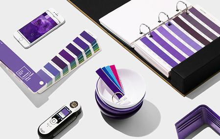 A pocos días de su estreno 2018 ya tiene color, Ultra Violet es el elegido por Pantone
