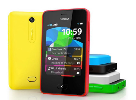 Nokia 501 Red