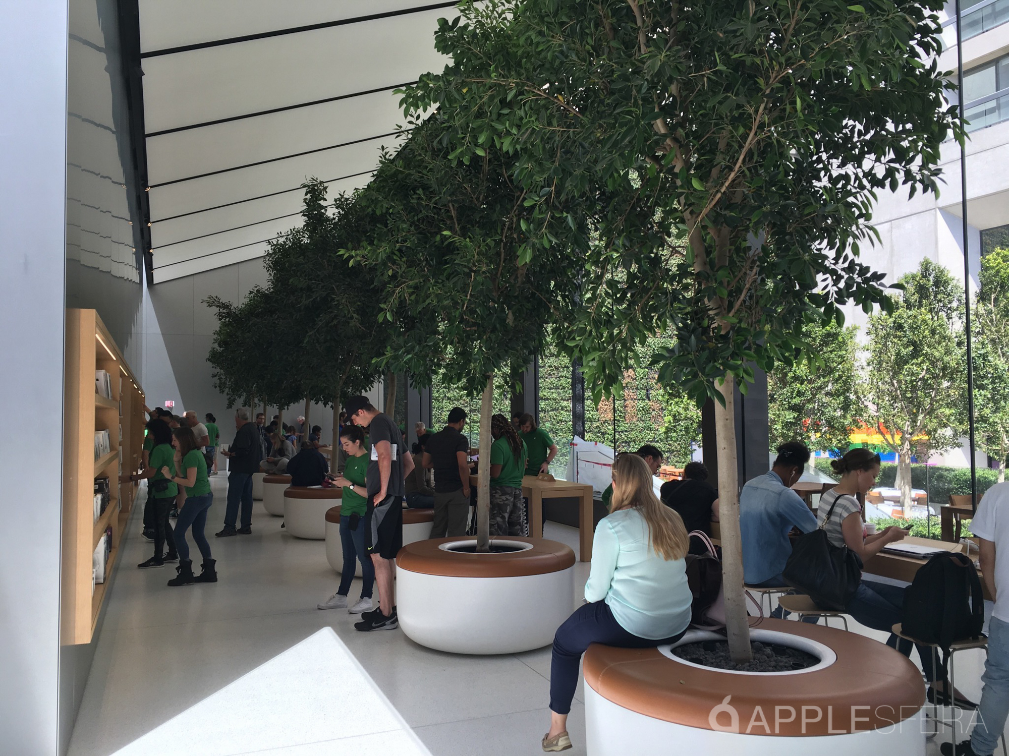 Foto de Apple Store Union Square & WWDC16 Moscone Center (13/16)