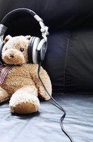 Actividades con música para bebés