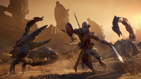 Assassin's Creed Origins: La Maldición de los Faraones prepara su inminente lanzamiento con un nuevo tráiler