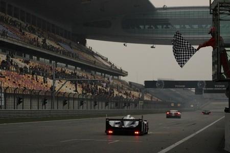 6 Horas de Shanghai - Toyota Racing