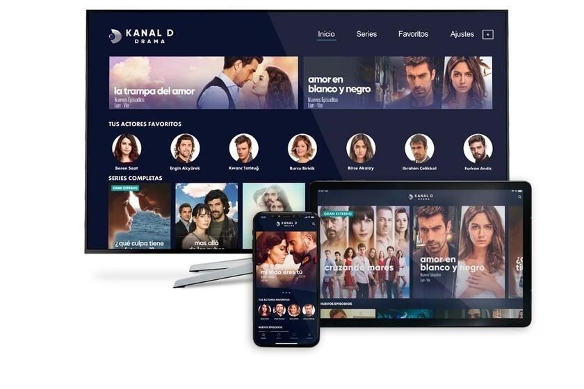 Kanal D Drama llega a México: el servicio de streaming exclusivo para series turcas con doblaje latino por 89...