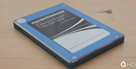 OWC Mercury Extreme Pro SSD 120GB, lo hemos probado y es sorprendente