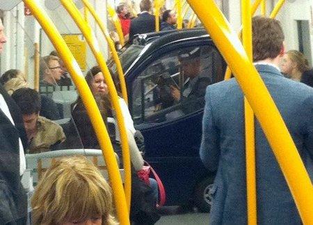 Kenguru Cruiser, el cuadriciclo con el que podrías subir al metro en algunos lugares