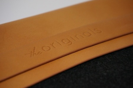iPad mini sleeve funda detalle marca