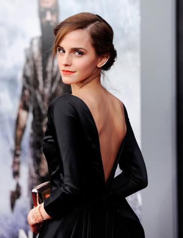 ¿Cuál ha sido el mejor look de Emma Watson durante la promo de Noé?