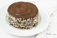 Tarta de mascarpone y nutella. Receta