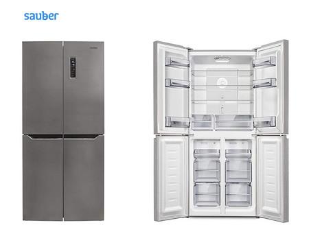 Date un capricho: este frigorífico americano Sauber vuelve a bajar de precio en Amazon y está en oferta por 699 euros