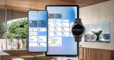 Samsung actualiza SmartThings con un gran rediseño y nuevas funciones