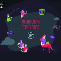 Mejor coche tecnológico: vota en los Premios Xataka 2020