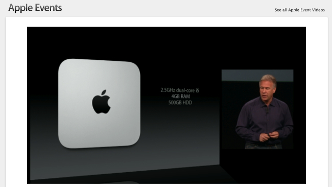 keynote apple web