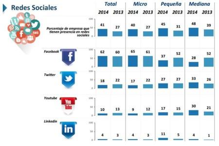 Redes Sociales Mipymes