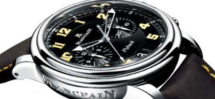Blancpain Modelo Léman Flyback Grande Date