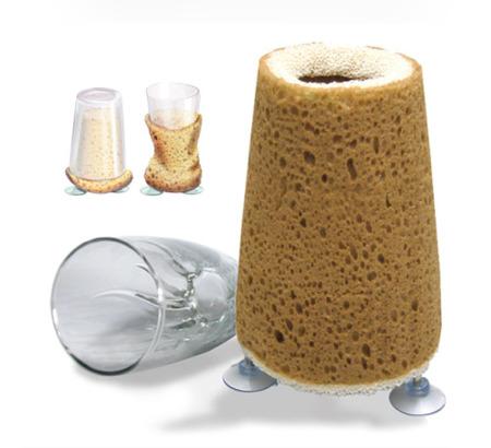 Esponja especial para lavar vasos