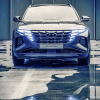 El Hyundai Tucson será un SUV más grande que el actual y ya nos deja ver su espectacular diseño antes de su presentación