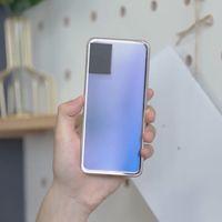 Un móvil que cambia de color con pulsar un botón: Vivo muestra su última y alucinante tecnología en vídeo