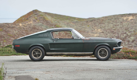 Ford Mustang Bullitt Subastado 02