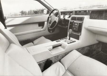 Venturi 200 Coupe Cup221 interior