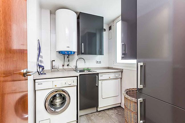 La semana decorativa organizando el lavadero for Lavaderos de casas