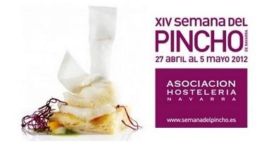 La XIV Semana del Pincho de Navarra, del 27 de abril al 5 de mayo